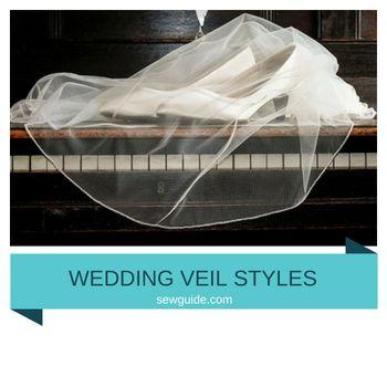 estilos de velo de novia
