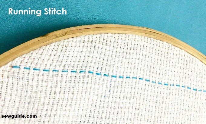 puntadas fáciles de coser a mano