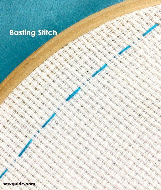 puntadas fáciles de coser