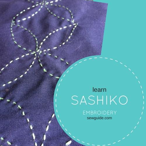 bordado sashiko