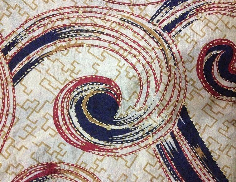 bordado de trabajo kantha