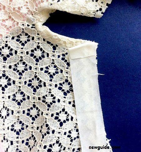 patrón de blusa yugo