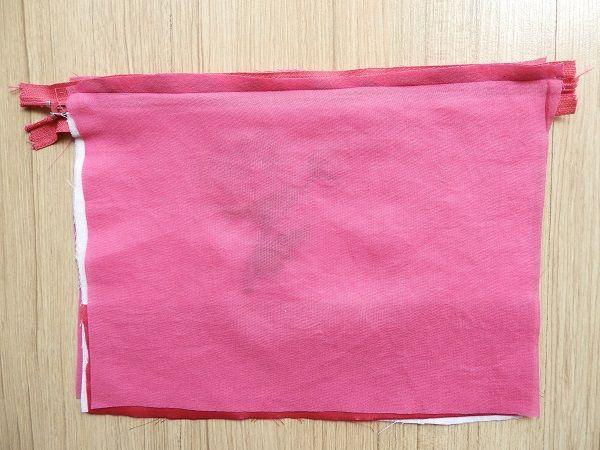 bolsa de bricolaje con cremallera