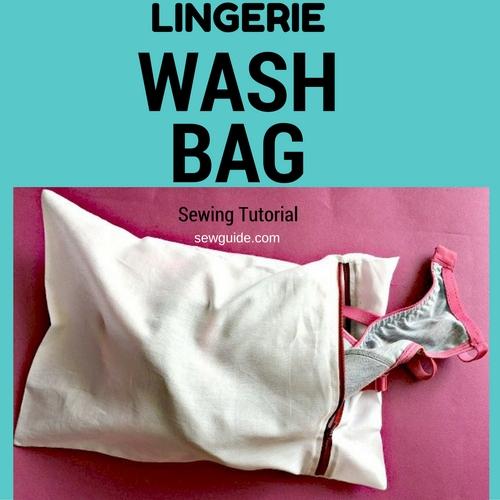 lencería / bolsa de lavado delicates