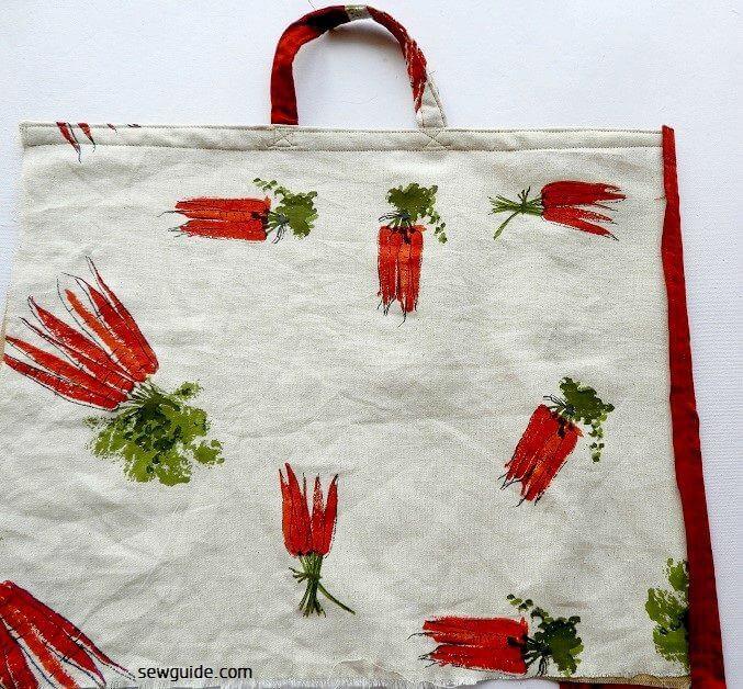 fabricación de bolsas de supermercado