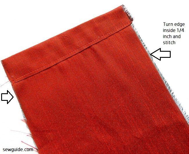 patrón de costura de bolsa de supermercado
