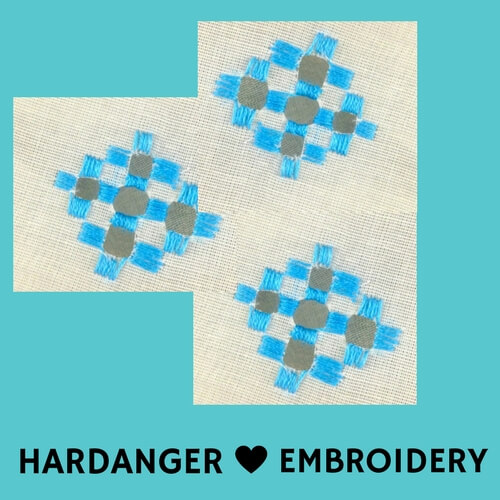 bordado hardanger