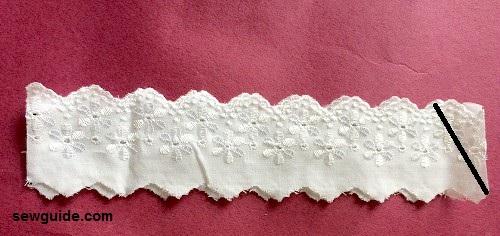 como coser una camisa