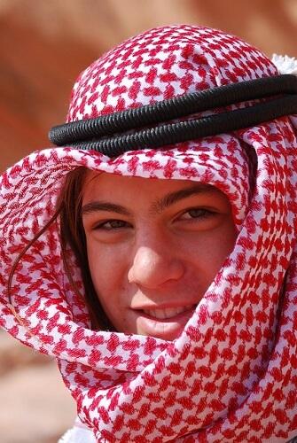 medidas del tamaño de la bufanda