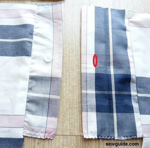 patrón de costura de calzoncillos boxer