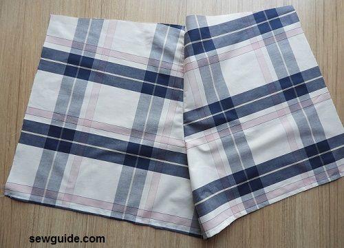 cómo coser un calzoncillo