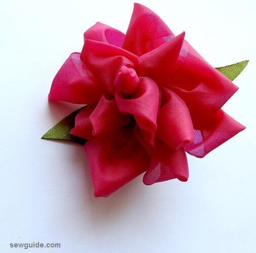 bricolaje cinta rosas
