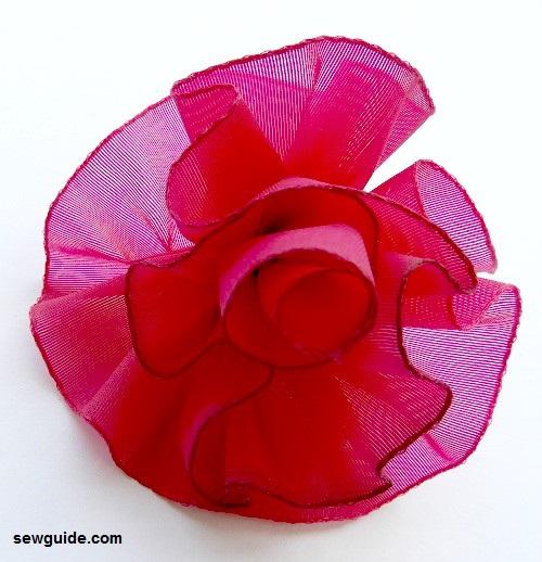 cinta de rosa
