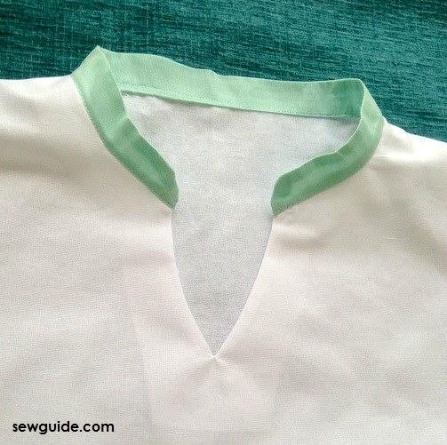 collar de banda chino diy