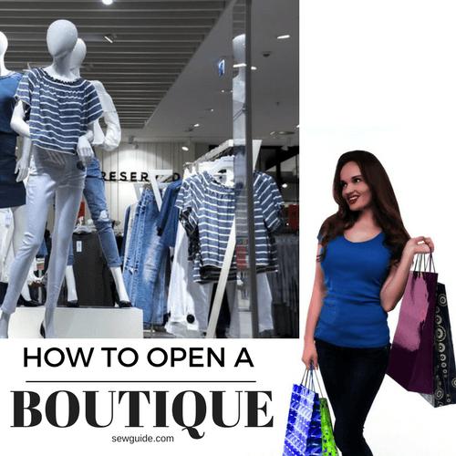 abrir un negocio boutique