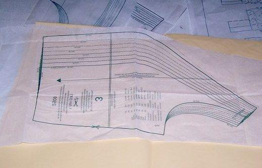 hacer patrones de costura