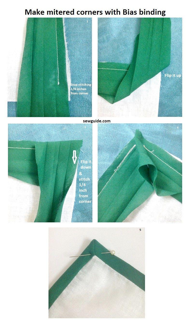 Cómo hacer una esquina ingleteada con cinta diagonal