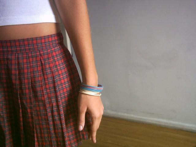 tutorial de falda plisada