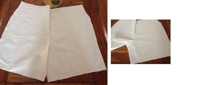 cómo hacer un patrón de pantalones cortos