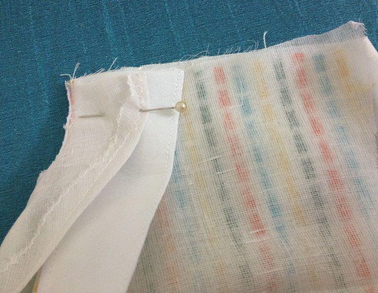 cómo coser salwar kameez