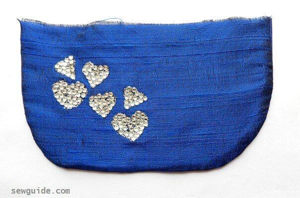 como coser un bolso simple