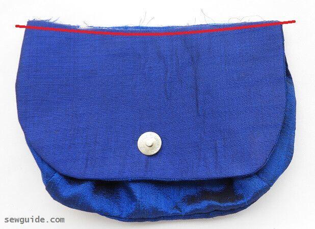 Cómo coser fácilmente un bolso