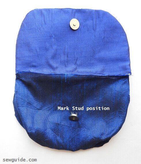 cosiendo un bolso fácil
