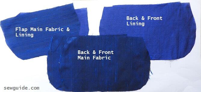 como coser un bolso de tela