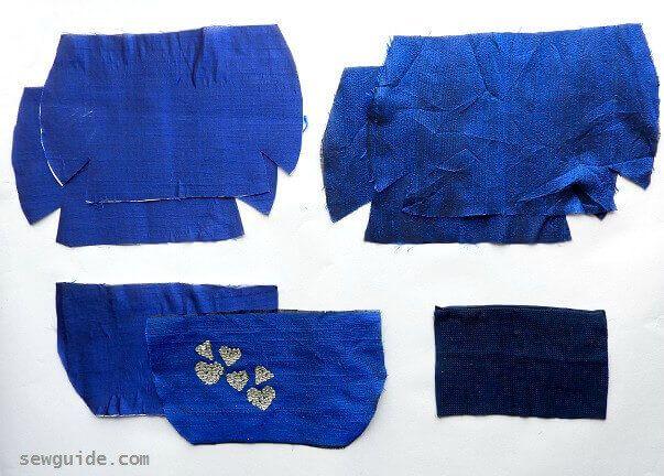 hacer una costura de bolso fácil