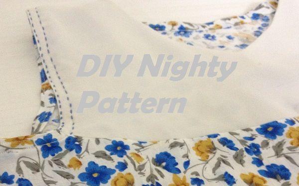 patrón de vestido de noche