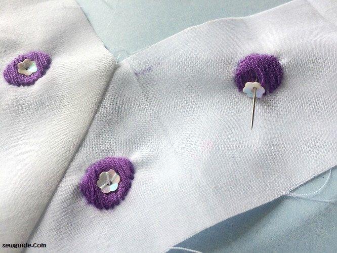 cómo coser un vestido fácil
