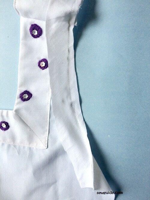 coser un vestido fácil de hacer