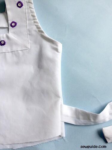 patrón de bricolaje gratis para hacer un vestido