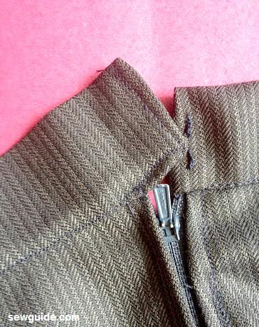 falda aline