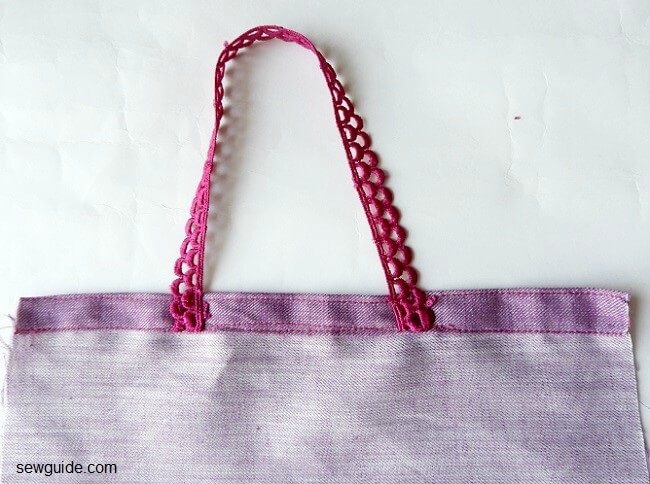 bolsas de regalo de tela de bricolaje