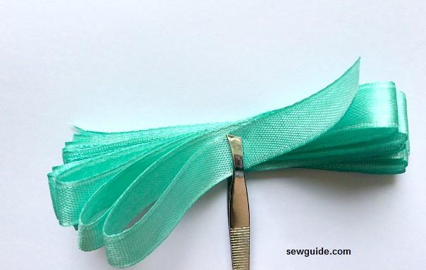 tutorial de arco de la cinta