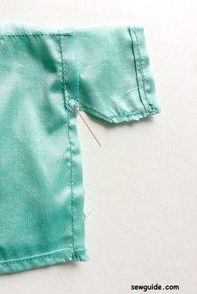 kimono coser diy patrón
