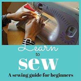 aprende a coser