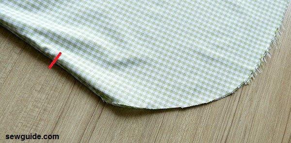 cambio 1 patrón de vestido