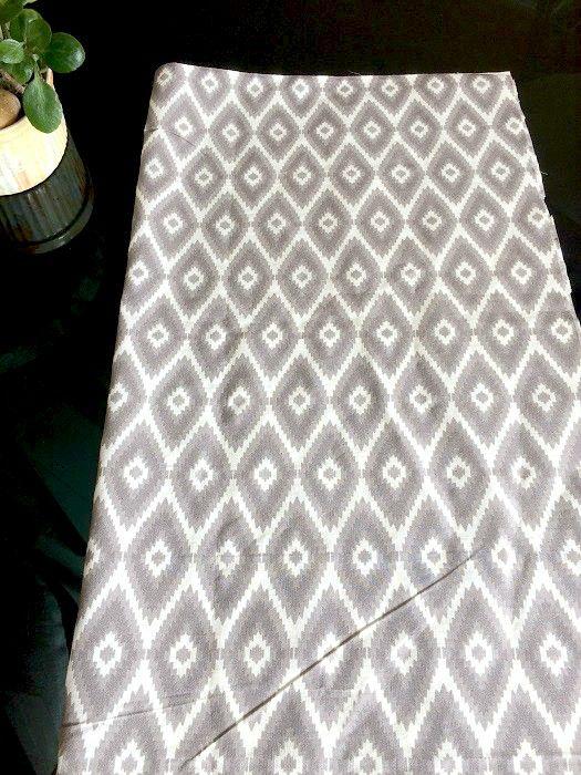 como coser un vestido recto