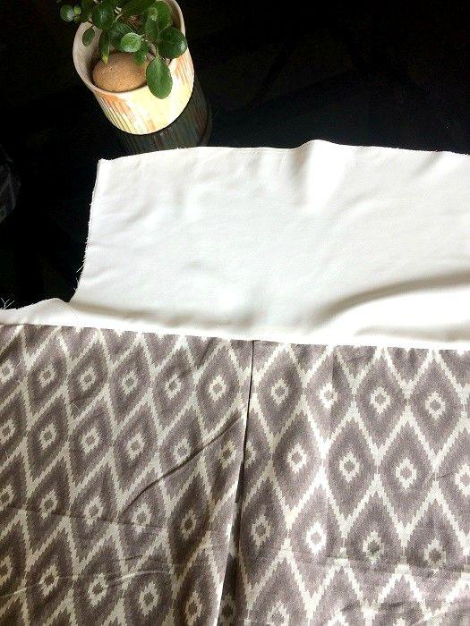patrón de costura vestido de cambio