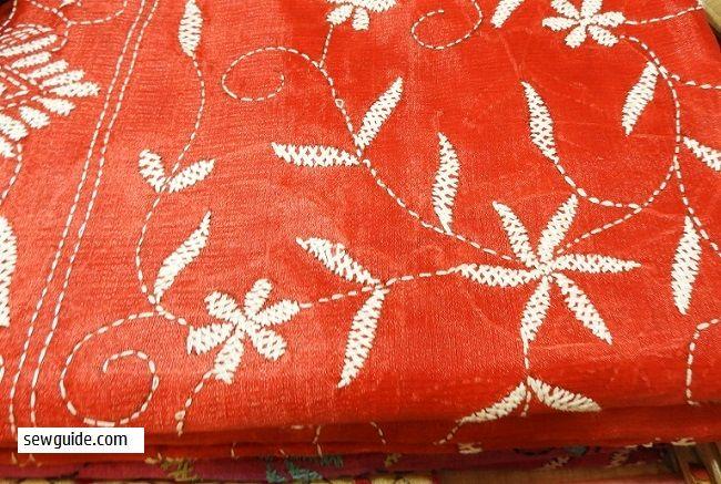 lavado sari