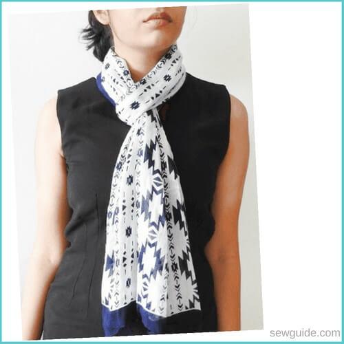 estilos de bufanda