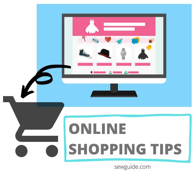consejos de compras en línea
