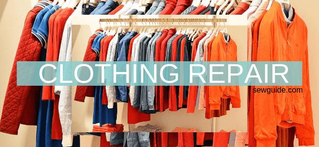 reparación de ropa