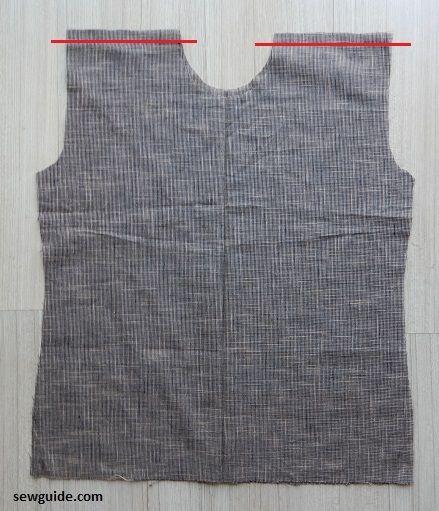 coser top fácil para uso diario