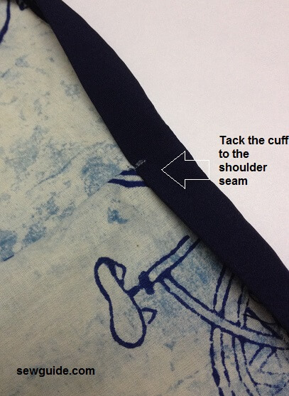 como hacer una túnica