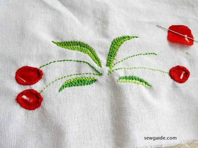 cubierta de caja de pañuelos de coser