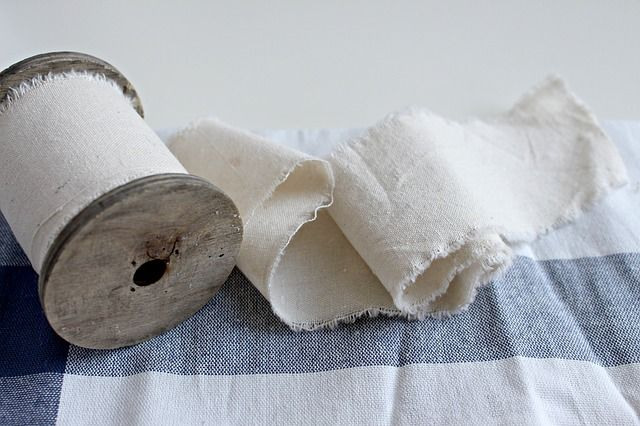 coser algodón