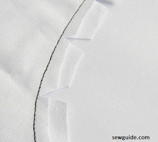 costura simple
